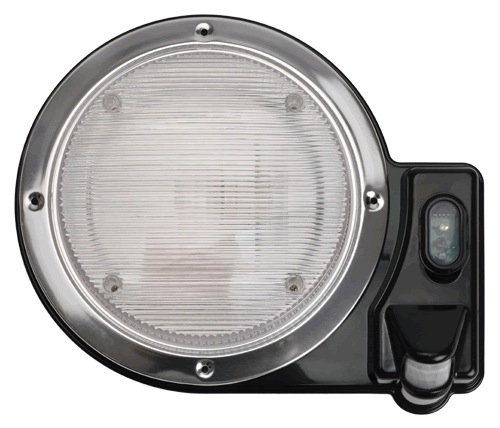 Smart Lights 016-SL2000 Round Motion Porch Light - Black Questions & Answers
