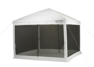 Wenzel 33047 10' x 10' Smartshade Screen House Questions & Answers