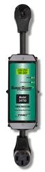 Surge Guard 34750-001-LCD Portable Surge Protector With LCD Display - 50 Amp