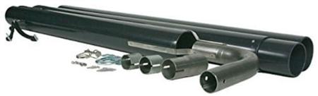 Camco 44461 Gen-Turi RV Generator Exhaust System