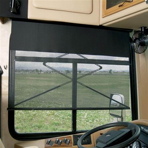 "Carefree 12043ZA36L-RP Maxi SideVisor - Left Pull Cord - 43"""