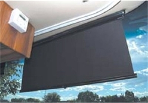 """Need a power SmartVisor 30"""" windshield shade with motor on the right side?"""