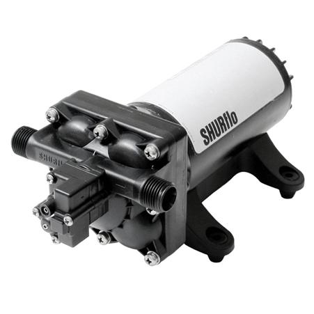 Shurflo 4048-153-E75 High Flow Revolution Pump Questions & Answers