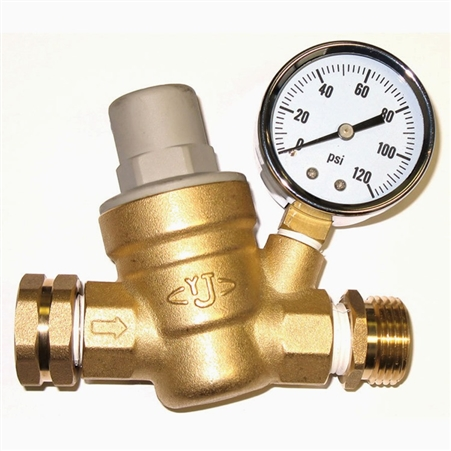 What is the gal per minute rating on this Valterra A01-1117VP Regulator?