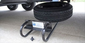 Can this Hide A Spare be used with a Class C Motorhome?