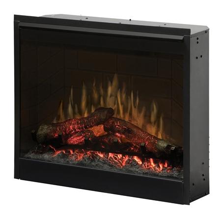 """Dimplex DF2600L 26"""" Plug-In RV Electric Fireplace"""