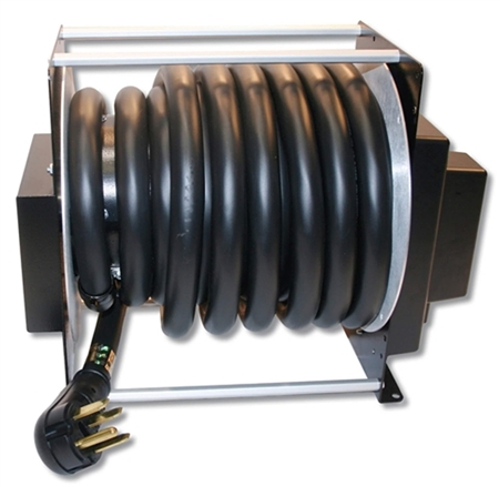 Is their a manual available for this Shoreline Reels RV power cord reel?