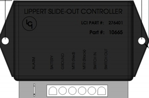 Lippert 276401 Slide-Out Controller Questions & Answers