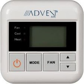 Advent Air ACTH12 Digital Wall Thermostat