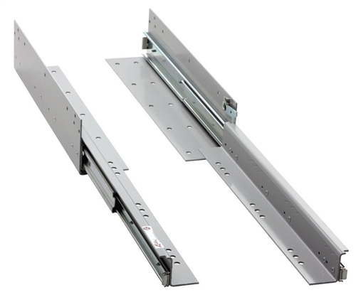 What is diameter size of the bolt holes in the slide and tray frames? I am waiting for the slide to come in...