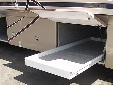 Kwikee 370787 Super Slide II Cargo Tray - 60'' Questions & Answers
