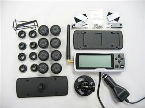 Doran 360RV8 Tire Pressure Monitoring 8 Sensor System