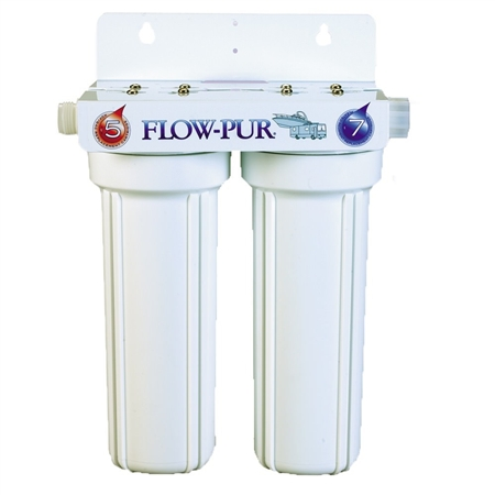 Flow-Pur POE12DSA1KDF Exterior Dual Filter System Questions & Answers
