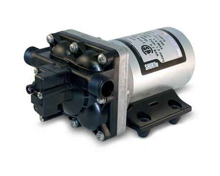 Does the 4008-171-E65 3.0 RV water pump have internal bypass?