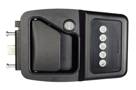 Bauer EM AlSentis Electric RV Keyless Door Lock - Right Hand
