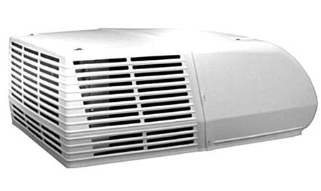 Coleman Mach 3 Plus 8335A5261 Replacement Shroud - White