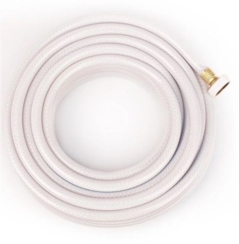 How flexible is this hose in colder weather, say, 40 plus degrees?