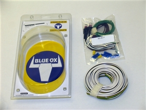 Blue Ox Clear LED Bulb Socket Tail Light Wiring Kit Questions & Answers