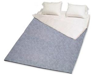 RV Superbag RVK-BB Burnished Blue King Sleep System 200 Count Sheets