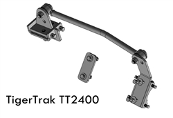 Blue Ox TT2400 TigerTrak Ford F-53 Chassis 14K/16K/18K Rear Axle Questions & Answers
