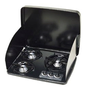 Atwood 56460 Black 3 Burner Drop-In Cooktop Cover Questions & Answers