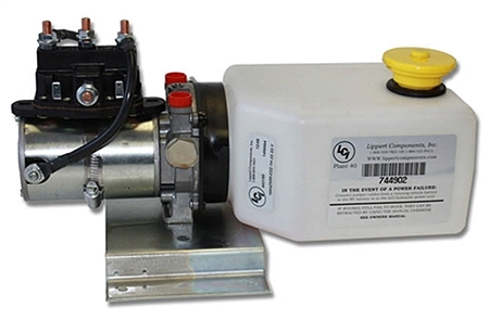 Lippert 141111 Hydraulic Power Unit With 2QT Pump Reservoir Kit Model 643150
