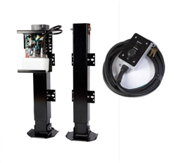 does the dual jacks come with all hose and cable to hook them up