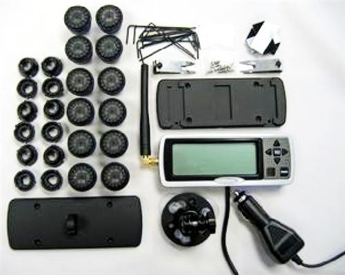 Doran 360RV12 Tire Pressure Monitoring 12 Sensor System