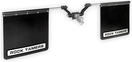 Rock Tamers 00108 Mudflap System - 2'' Hub Questions & Answers