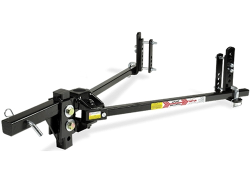 Equal-i-zer 90-00-0600 Sway Control Hitch With Shank - 600/6,000 Lbs