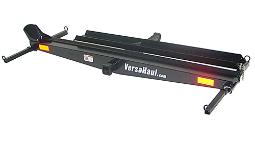 What and where is the placement of anti swing bracket for the Versa-haul VH-55 RO carrier?