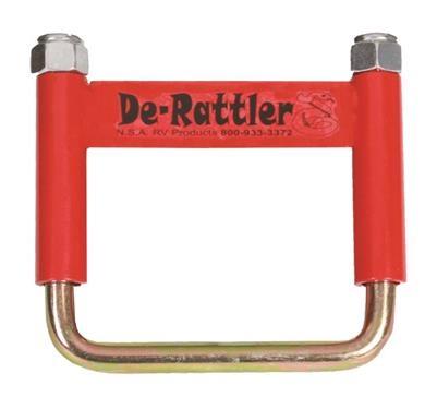 Readybrake D-R-R De-Rattler Anti-Rattle Bracket - Red Questions & Answers