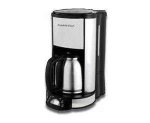 Franklin Chef FCZD137S Digital RV Coffee Maker