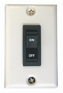 Prime Products 11-0192 White Rocker Wall Switch Questions & Answers