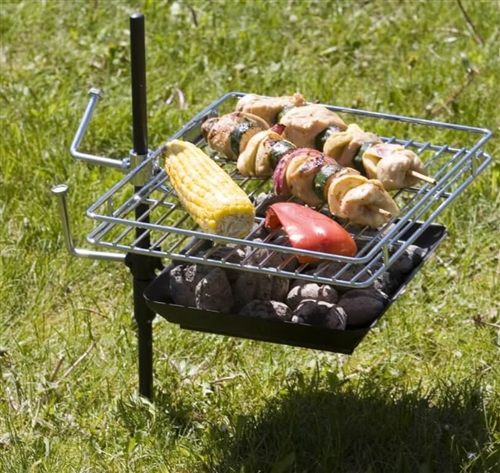 CampfireGrill 1016 Rebel Perfect Campfire Grill Questions & Answers
