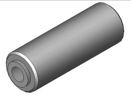 Lippert 101254 Double Tree Steel Top Roller