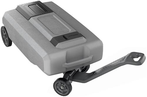 Thetford 40519 35 Gallon SmartTote2 LX 4 Wheel Portable Waste Holding Tank