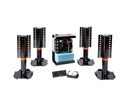 Bigfoot AC-MB3 Central Pump Automatic Leveling System For Sprinter Class B & C Motorhome