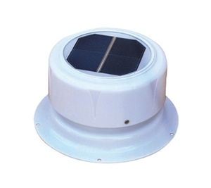Ultra-Fab 53-945001 Solar Powered RV Plumbing Vent Cap - White Questions & Answers