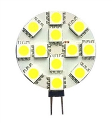 Are these Ming's Mark 5050104 G4 Side Pin 12 LED Replacement Bulbs dimmable for fixture with dimmers?