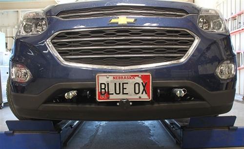 Blue Ox BX1689 Baseplate For 2010-2017 Chevy Equinox/2010-2017 GMC Terrain/Denali