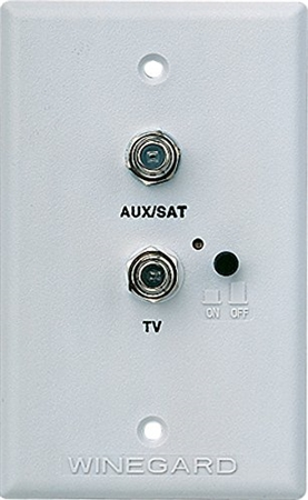 What is the DB gain of this RV-7542 device?