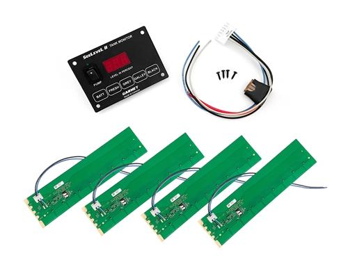 Garnet 709-4P SeeLevel II 4 Tank Monitoring System