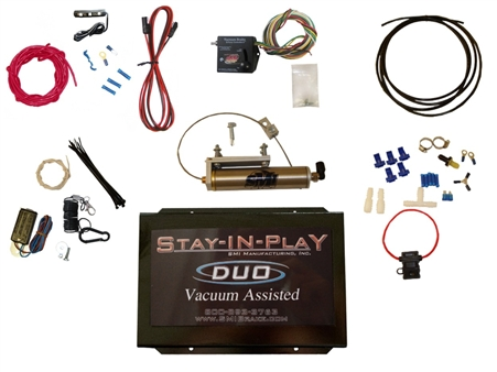 SMI 9599006 Stay-IN-Play Duo Towed Vehicle Braking System