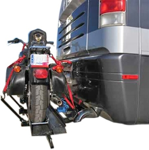 Blue Ox RV Motorcycle Carrier I Questions & Answers