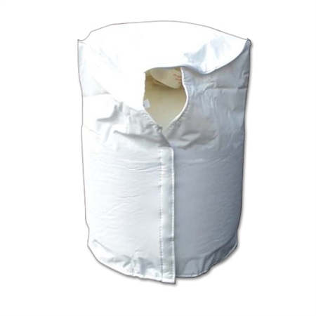 Could this cover fit over the top of a 100lb cylinder?