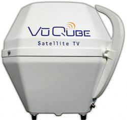 King-Dome VQ1000 VuQube Portable Satellite