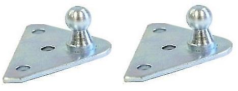 AP Products 010-078-2 Flat Gas Prop Brackets