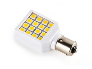 Camco 54610 3.6 Watt 1156/1073-LED Swivel Bulb, White