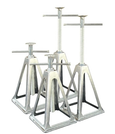 What is the weight rating for these Jack stands?